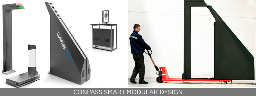 ADANI CONPASS SMART MODULAR DESIGN